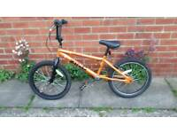 Zinc Outbacker BMX 20 inch wheels 11 Inch frame Good working condition ready to ride
