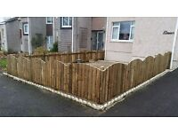 "FENCE REPAIRS, FENCING SUPPLIED AND ERECTED, call""THE FENCER"" anytime"