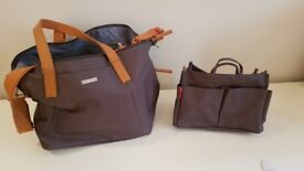 Storkark changing bag for £25 (barely used)