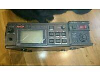 Fostex FR2 Field Recorder and Sennheiser MKH416 Shotgun Microphone