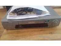 Panasonic NV=SJ210 Video Plus Recorder