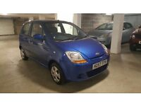 Chevrolet Matiz 2007/08 New MOT