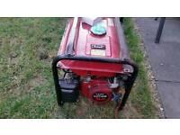 Lutian generator power by Honda gx 160 5.5 hp