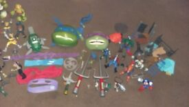 *** Ninja turtle toy bundle *** open to offers