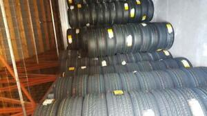 WOW ! Lot de 40 Pneus 4 saisons NEUF 3500$ ! Pack of 40 Tires 4 seasons Brand new 3500$