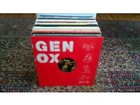 """70 X Dance 12"""" Vinyl Collection / Job Lot / House / 90's - 00's / Promos / White Labels / Classics"""