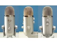 BLUE YETI MIC EXCELLENT CONDITION