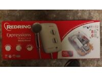 BRAND NEW Redring Expressions Revive 9.5kW Electric Shower 53563402