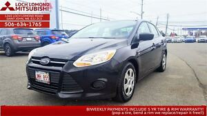 2012 Ford Focus S - only $104 biweekly!