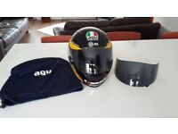AGV Guy Martin Replica.