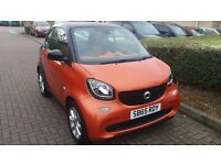 Smart FORTWO Couple Passion 2015 Petrol Manual