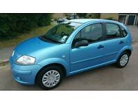 Citreon C3 Desire 38,313 miles