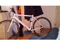 Claud Butler hybrid bike