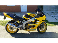 Kawasaki Ninja zx6r *5k Mileage Only* zx6 Excellent Condition (not R6 gsxr cbr)