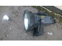 SPOTLIGHT 15,000,000 CANDLE POWER SPOTLIGHT WITH CHARGER AVAILABLE FOR SALE
