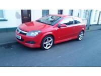 2008 Vauxhall Astra 1.8 Sri+ xp body kit alloy wheels