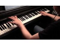 آموزش پیانو از سطح ابتدایی تا پیشرفته در لندن