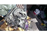 Bmw e36 m44 engine and other parts