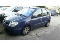 LHD RENAULT SCENIC LEFT HAND DRIVE