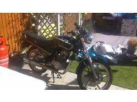 Lifan LFJ City 125cc