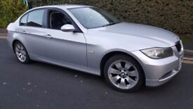 BMW 318i ES 2005 petrol 2.0 low mileage 12 months mot