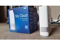 WD My Cloud Storage 3TB