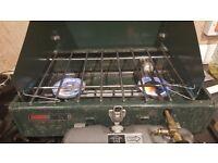 shimano gt7000 plus coleman 424 stove plus rod bite alarm