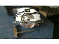 Circular saw by Direct power