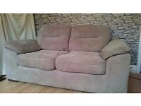 G Plan 3 and 2 Seater sofas