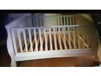 New baby Cot. Brand new Packed. Can deliver locally. Collect today cheap