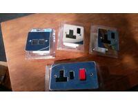 wall sockets different models