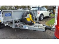 12ft Ifor williams trailer with ramps for sale