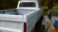 1966 ford 100 pick up