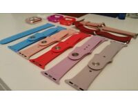 Apple Watch Straps Bundle - 7 in total