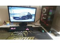 Gaming PC (i7, 7970,SSD,Liquid Cooled) Swap for Laptop