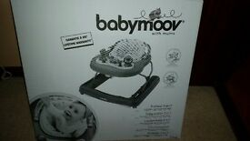 Brand new 2 in 1 Babymoov Walker (still boxed)