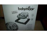 Brand new 2 in 1 Babymoov Walker (still boxed)