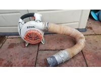 Sthil blower for parts or not working! Found in shed go untested.!Can deliver or post!