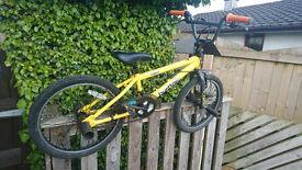 RALEIGH BMX BURNER