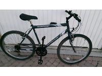 Mountain Bike: Gents Apollo Mountain bike £50