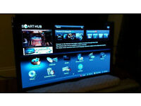 40in Samsung LED 3D SMART TV FREEVIEW HD
