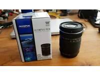 Olympus ED 40-150mm f4.0-5.6 R micro 4/3 lens