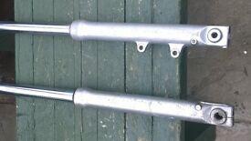 yamaha virago xv535 forks good usable condition £40 throsk