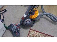 Dyson DC28c Multi Floor Cylinder Vacuum Cleaner