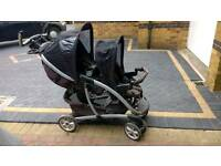 Mamas and Papas double pram