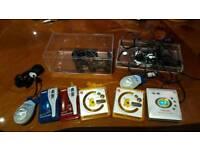 1990s Vintage Mini Auto Scan Radios