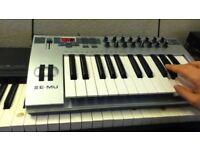 E-MU Xboard 25: Professional USB MIDI Controller Keyboard - Great condition