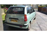 Hyundai Matrix Spares or Repairs