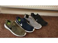 NIKE ROSHE RUN UK SIZE 9