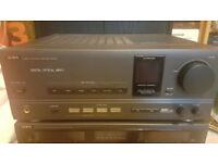 AIWA HI-FI Stereo System MX-D10,GE-D10,FX-W10